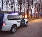 Bomberos intervienen en media docena de incendios en el norte de Navarra