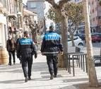 Tres detenidos por presunta violencia de género este domingo en Tudela