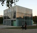 Barañáin sigue con la idea de desmontar el cubo pese a las dudas del arquitecto