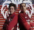 Erika Vázquez y Ainhoa Tirapu, las jefas