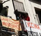 Descienden los desahucios en Navarra un 36,8 por ciento