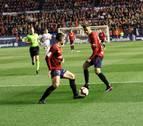 Osasuna busca ante el Nàstic su récord de victorias seguidas en El Sadar