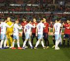 Así les hemos contado en directo minuto a minuto el Osasuna-Zaragoza