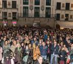 Más de 2.000 personas reclaman en Tudela el tratamiento para Izan