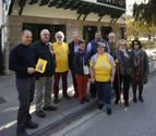 Hospitaleros alemanes en la Casa de Paderborn de Pamplona