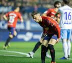 Brandon y Mérida se suman a Barja en el parte de lesiones de Osasuna