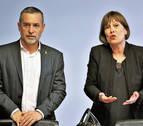 El rechazo de Podemos y Bildu al Plan de Empleo deja en evidencia a Barkos