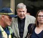 El cardenal George Pell, condenado por pederastia en Australia