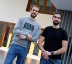 Sergio Fuentes y Julen Velasco, carrera conjunta por lo más alto