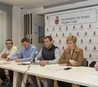 Ayegui Unido defiende su actuación en Ardantze y el alumbrado público
