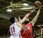 El Basket Navarra vence en el primer asalto