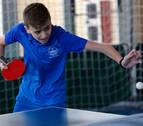 Máxima igualdad en los Juegos Deportivos de tenis de mesa
