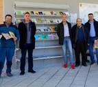 Una biblioteca callejera para Orkoien