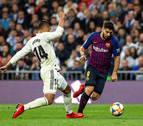 La pegada del Barça condena el sueño copero del Real Madrid