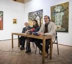 Cuatro décadas de vida interior en una exposición de Alfredo Díaz de Cerio