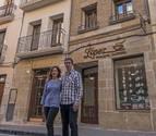 Dos casas de 1800 se transforman en apartamentos turísticos en Estella