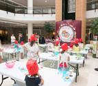 Un taller de repostería infantil este sábado en el E.Leclerc Pamplona
