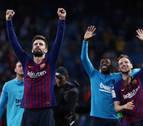 El Barça acaricia la Liga y deja tocado al Real Madrid