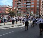 El colorido del Carnaval invade Tudela