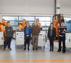 Volkswagen Navarra dona 4 robots a centros de FP