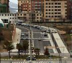 Cambios para poder construir una residencia en una parcela junto a la avenida de Juan Pablo II de Lezkairu