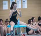 Natación sincronizada, un deporte que goza de salud en Navarra