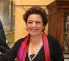 La actriz y directora teatral tudelana Aurora Moneo dona su fondo a Navarra