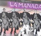 Un polémico mural compara a los líderes políticos con 'la Manada'