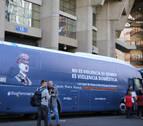 El Gobierno foral prepara una denuncia por si autobús de Hazte Oír llega a Navarra