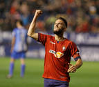 Osasuna quiere ampliar su ventaja ante el Málaga, un rival directo