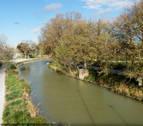 Localizado el cuerpo de un conductor que cayó al Canal Imperial en Zaragoza