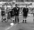Una goleada de Osasuna al Málaga, lo mejor de la trágica temporada 75-76