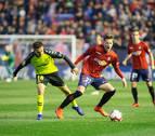 Miguel Olavide no continuará en Osasuna
