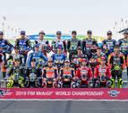 Viñales comenzará desde el primer puesto de la parrilla la temporada de MotoGP
