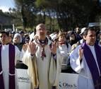 El arzobispo, en la segunda Javierada: