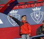 El Día de las Peñas coincidirá con el Osasuna-Deportivo