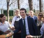 Casado reta a Sánchez a celebrar un debate electoral