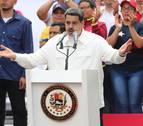 El Gobierno de Maduro dice estar