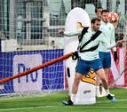 El Atlético, a defender el 2-0 contra la Juventus y Cristiano Ronaldo