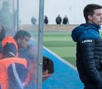El Izarra cesa a su entrenador, Rodrigo Hernando