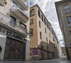 Catorce pisos de alquiler social convivirán con el gaztetxe en Estella