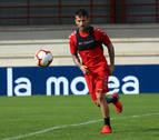El Levante comunica a Rubén García que cuenta con él
