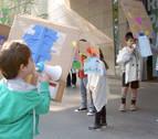 Iván Argote busca estimular la curiosidad de los menores con un taller en Condestable