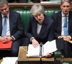El Parlamento británico descarta un