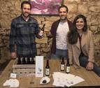 La cerveza con zumaque nace en Estella al hilo de una ruta turística