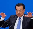 El primer ministro de China confía en limar desacuerdos comerciales con EE UU