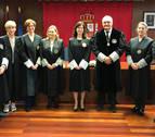 Toma posesión una nueva magistrada que cubrirá plazas vacantes en Navarra