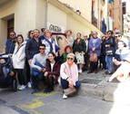 Estella recupera en sus calles a las mujeres que la historia hizo invisibles