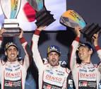 Fernando Alonso conquista las '1000 Millas de Sebring'