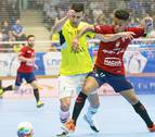 Osasuna Magna y Aspil-Vidal Ribera Navarra suman triunfos y goleadas
